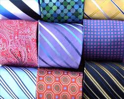 ties colored