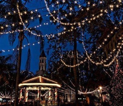 park twinkle lights