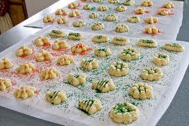 spritz cookies 2
