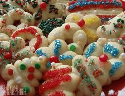 spritz cookies 3