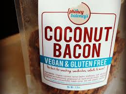 phoney baloney coconut bacon