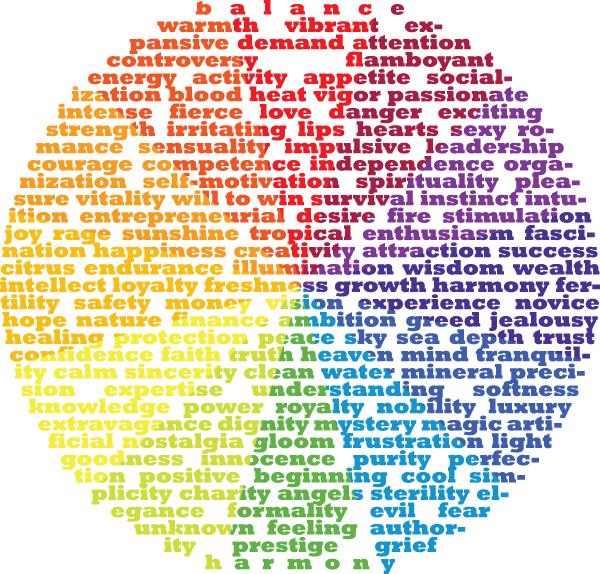 colorwheel of goodness