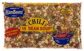 15 bean chili soup