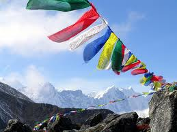 prayer flags one