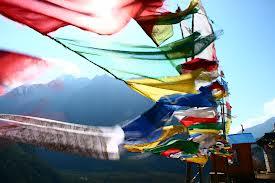 prayer flags three