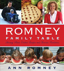 romney family table