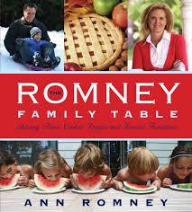 romney family table