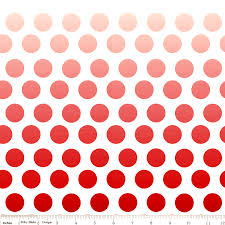 red dot quilt