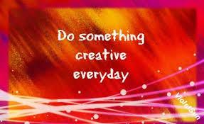 creative daily