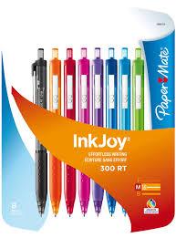 papermate, inkjoy