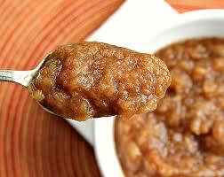 apple sauce four