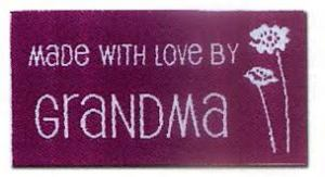 grandma label 2