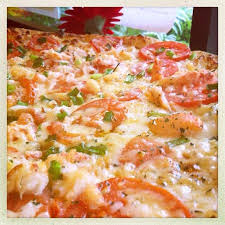 crab pizza 2014