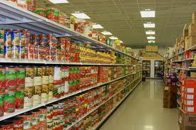 canned vegetable isle