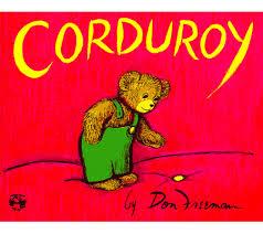 corduroy the bear