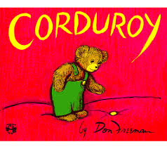 corduroy the bear