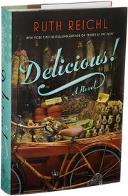 delicious, a novel