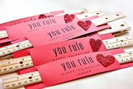 Valentine ruler